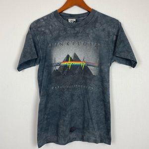Vintage Liquid Blue Pink Floyd T-shirt